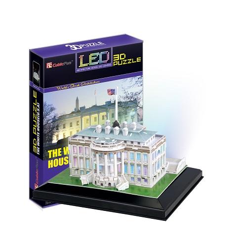 LED THE WHITE HOUSE