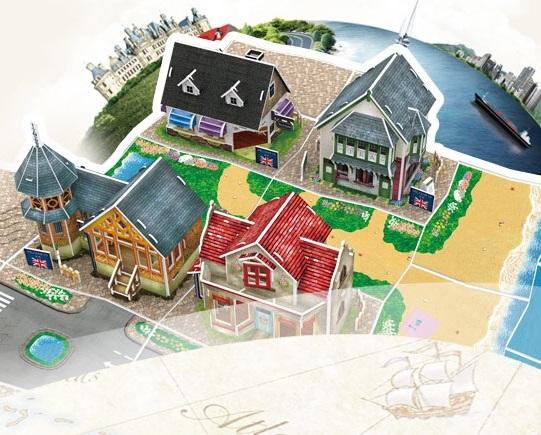 3D World Style (Mini Casas)