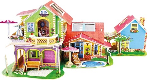 Villas Overall View